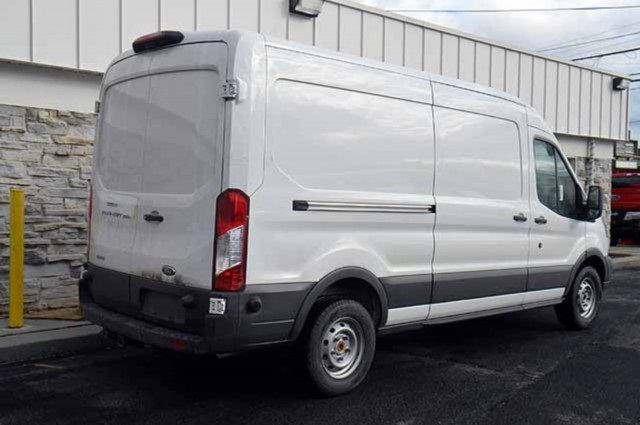 2018 Transit 250 Med Roof 4x2,  Empty Cargo Van #T4810 - photo 5