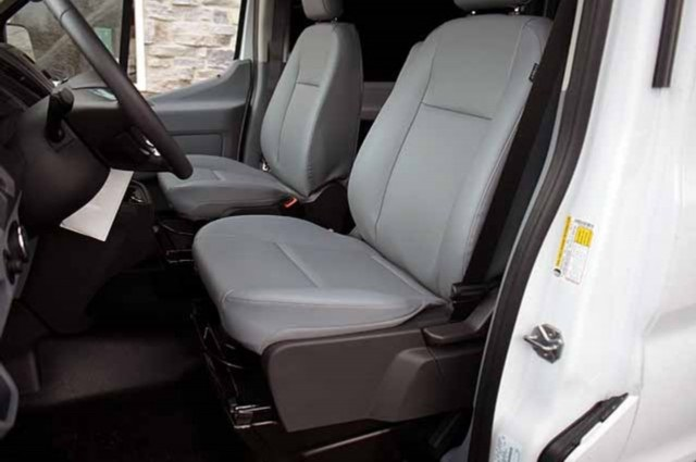 2018 Transit 250 Med Roof 4x2,  Empty Cargo Van #T4810 - photo 8