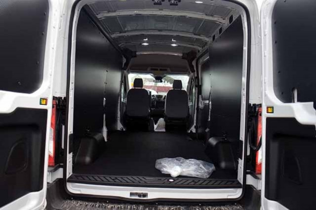 2018 Transit 250 Med Roof 4x2,  Empty Cargo Van #T4810 - photo 2