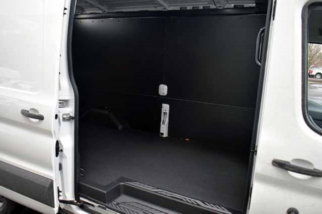 2018 Transit 250 Med Roof 4x2,  Empty Cargo Van #T4810 - photo 9