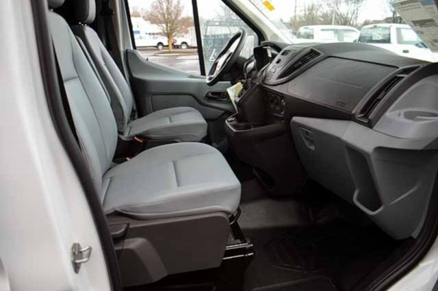 2018 Transit 250 Med Roof 4x2,  Empty Cargo Van #T4810 - photo 10