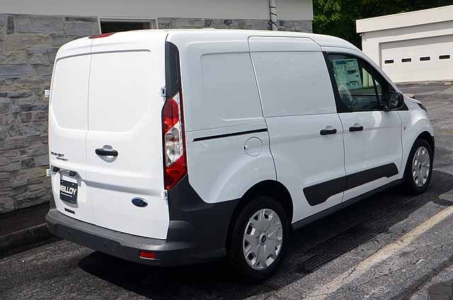 2018 Transit Connect 4x2,  Empty Cargo Van #T4813 - photo 8