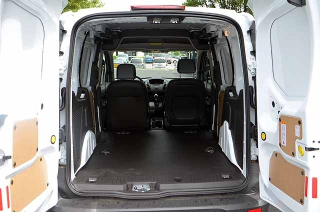 2018 Transit Connect 4x2,  Empty Cargo Van #T4813 - photo 2