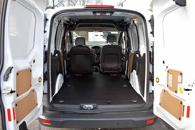 2018 Transit Connect, Cargo Van #T4813 - photo 2
