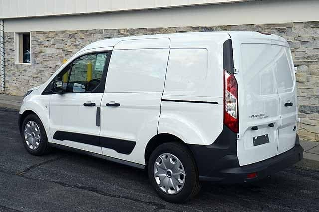 2018 Transit Connect, Cargo Van #T4813 - photo 4