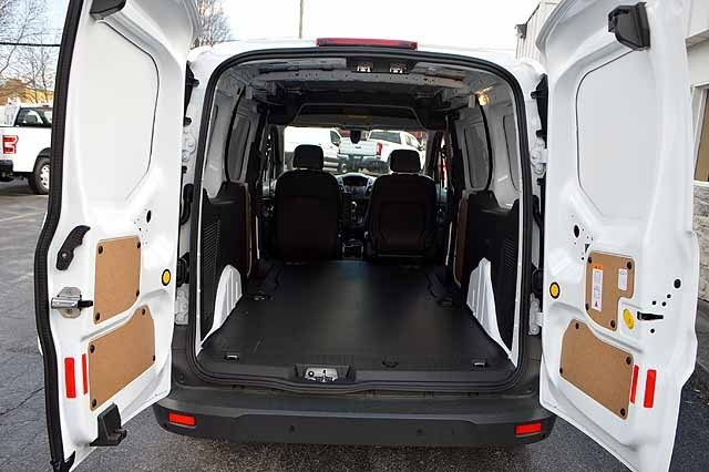 2018 Transit Connect, Cargo Van #T4814 - photo 2