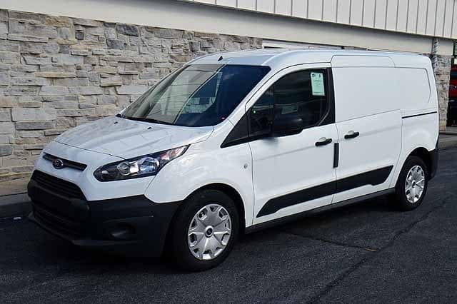 2018 Transit Connect, Cargo Van #T4814 - photo 3