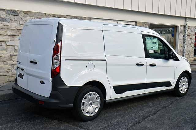 2018 Transit Connect, Cargo Van #T4814 - photo 7