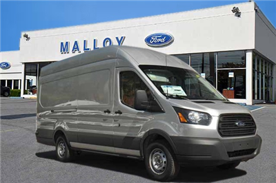 2018 Transit 350 High Roof 4x2,  Empty Cargo Van #T4830 - photo 1