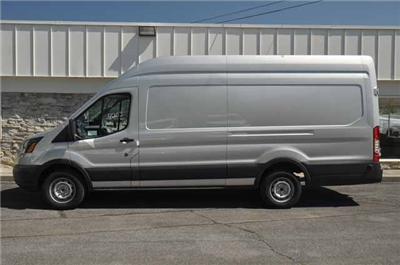 2018 Transit 350 High Roof 4x2,  Empty Cargo Van #T4830 - photo 7