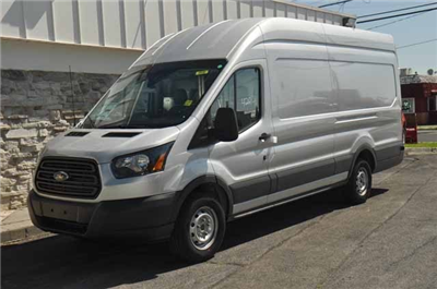 2018 Transit 350 High Roof 4x2,  Empty Cargo Van #T4830 - photo 8