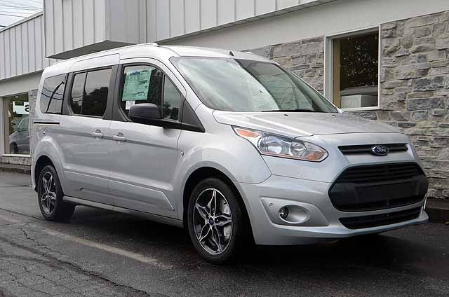 2018 Transit Connect 4x2,  Passenger Wagon #T4836 - photo 3