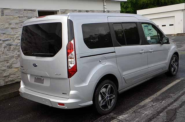 2018 Transit Connect 4x2,  Passenger Wagon #T4836 - photo 2