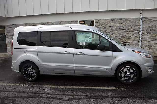 2018 Transit Connect 4x2,  Passenger Wagon #T4836 - photo 8