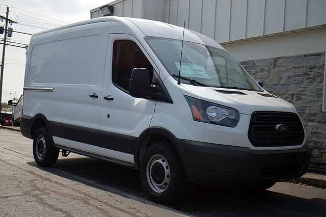 2018 Transit 250 Med Roof,  Empty Cargo Van #T4837 - photo 4