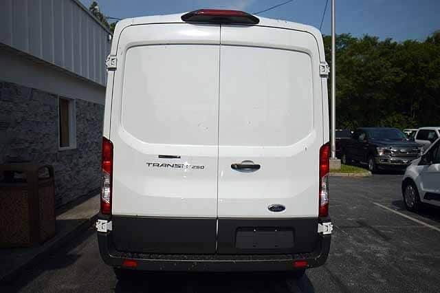 2018 Transit 250 Med Roof,  Empty Cargo Van #T4837 - photo 8