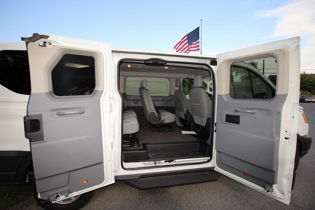 2018 Transit 150 Low Roof 4x2,  Passenger Wagon #T4847 - photo 29