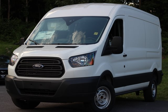 2018 Transit 250 Med Roof 4x2,  Empty Cargo Van #T4850 - photo 3