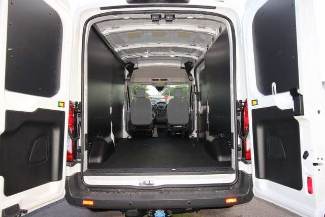 2018 Transit 250 Med Roof 4x2,  Empty Cargo Van #T4850 - photo 2