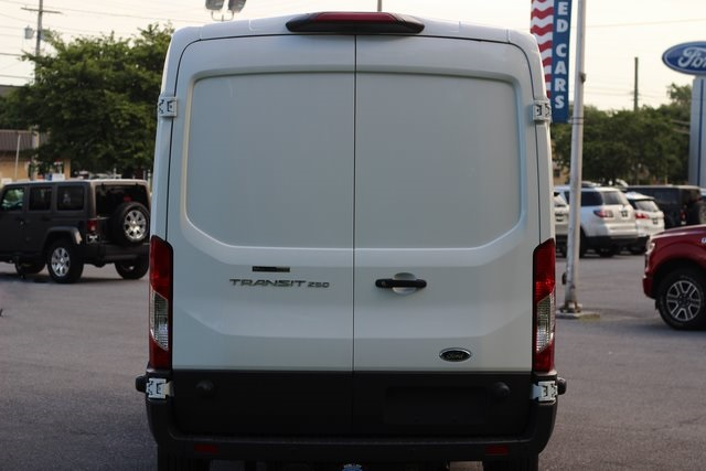2018 Transit 250 Med Roof 4x2,  Empty Cargo Van #T4850 - photo 5
