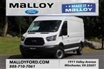 2018 Transit 250 Med Roof 4x2,  Empty Cargo Van #T4858 - photo 1