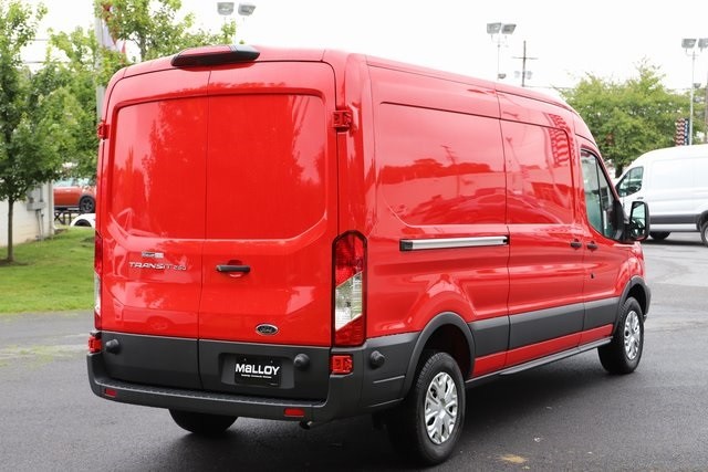 2018 Transit 250 Med Roof 4x2,  Empty Cargo Van #T4860 - photo 5