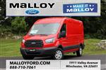 2018 Transit 250 Med Roof 4x2,  Empty Cargo Van #T4860 - photo 1