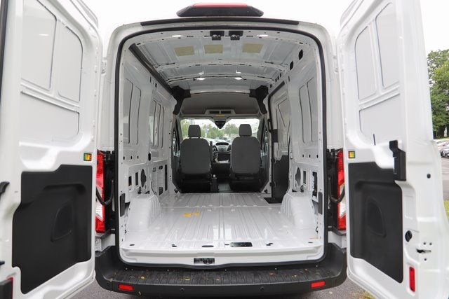 2018 Transit 250 Med Roof 4x2,  Empty Cargo Van #T4861 - photo 12
