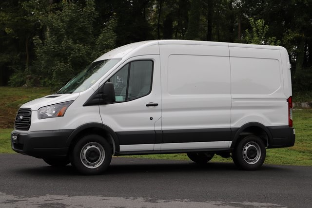 2018 Transit 250 Med Roof 4x2,  Empty Cargo Van #T4861 - photo 3