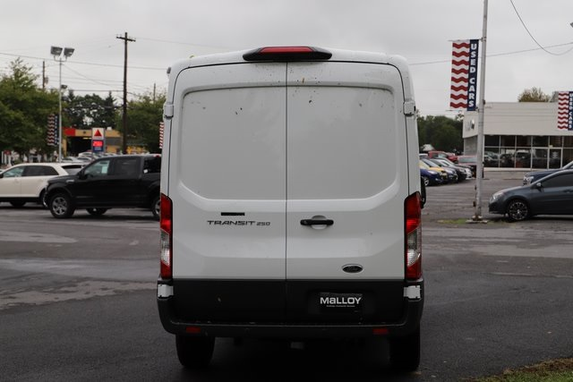 2018 Transit 250 Med Roof 4x2,  Empty Cargo Van #T4861 - photo 4