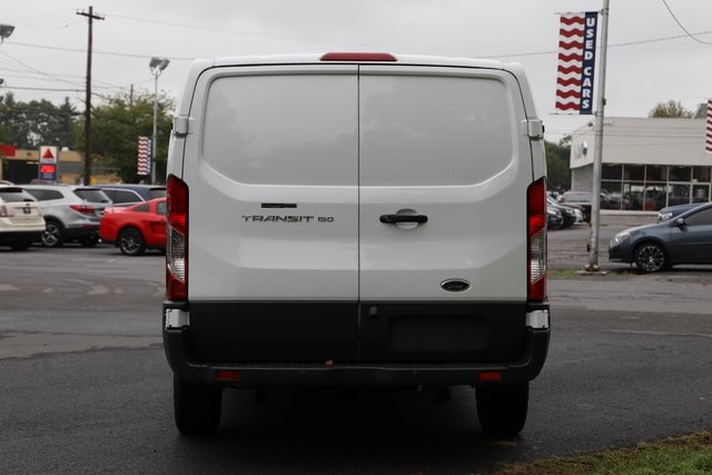 2018 Transit 150 Low Roof 4x2,  Empty Cargo Van #T4866 - photo 4