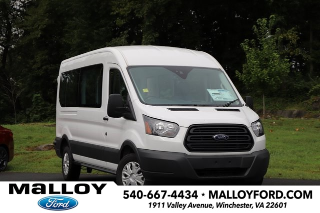2018 Transit 250 Med Roof 4x2,  Empty Cargo Van #T4871 - photo 1