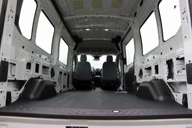 2018 Transit 250 Med Roof 4x2,  Empty Cargo Van #T4871 - photo 6