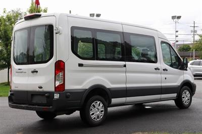 2018 Transit 250 Med Roof 4x2,  Empty Cargo Van #T4871 - photo 3
