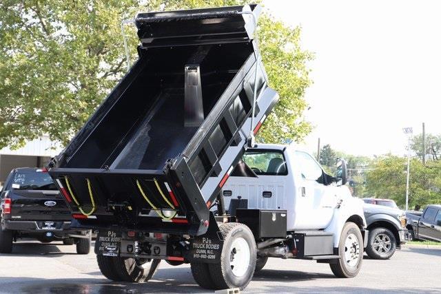 2021 Ford F-650 Regular Cab DRW 4x2, PJ's Dump Body #T7101 - photo 1