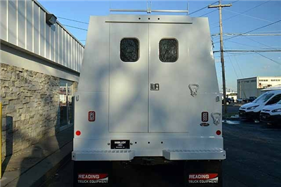 2018 F-550 Super Cab DRW 4x4,  Reading Panel and Tapered Panel Service Utility Van #T7806 - photo 9