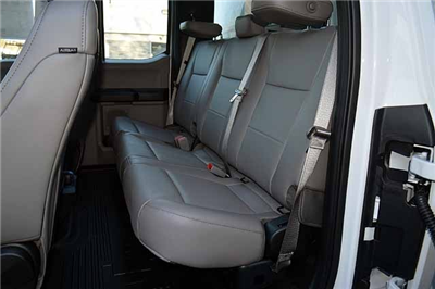2018 F-550 Super Cab DRW 4x4,  Reading Panel and Tapered Panel Service Utility Van #T7806 - photo 14