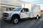 2018 F-550 Super Cab DRW 4x4,  Reading Panel and Tapered Panel Service Utility Van #T7806 - photo 6