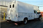2018 F-550 Super Cab DRW 4x4,  Reading Panel and Tapered Panel Service Utility Van #T7806 - photo 2