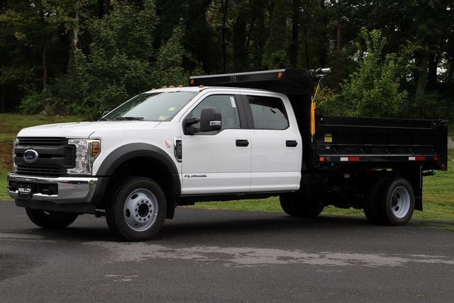 2018 F-550 Crew Cab DRW 4x2,  Godwin Manufacturing Co. 184U Dump Body #T7810 - photo 3