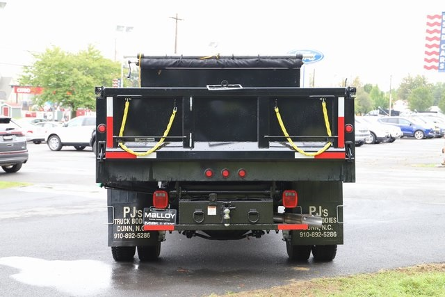 2018 F-550 Crew Cab DRW 4x2,  Godwin Manufacturing Co. 184U Dump Body #T7810 - photo 4