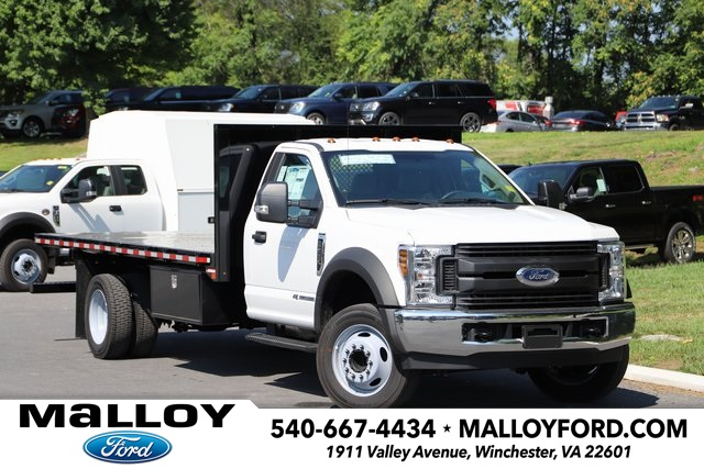 NEW 2019 FORD F-550 XL REGULAR CAB CHASSIS TRUCK #639799