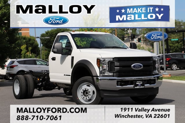 2019 FORD F-550 XL REGULAR 4WD PICKUP TRUCK #641453
