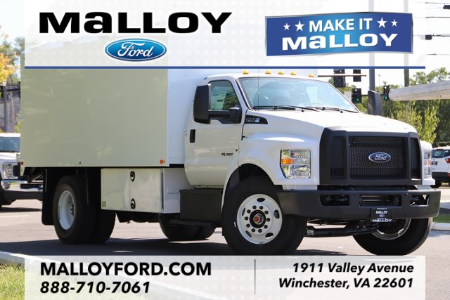 NEW 2019 FORD F-750 BASE REGULAR CHIPPER TRUCK #652102