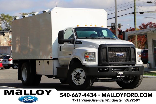 2019 FORD F-650 REGULAR CAB CHASSIS TRUCK #657869
