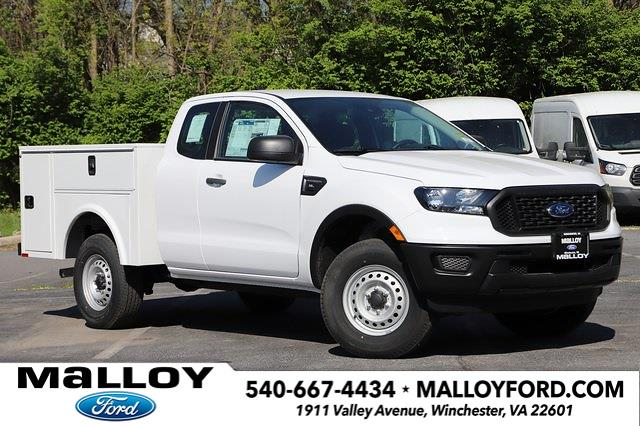 2021 Ford Ranger Super Cab 4x2, Knapheide Service Body #T9169 - photo 1