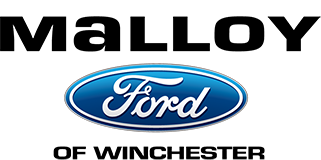Malloy Ford of Winchester logo