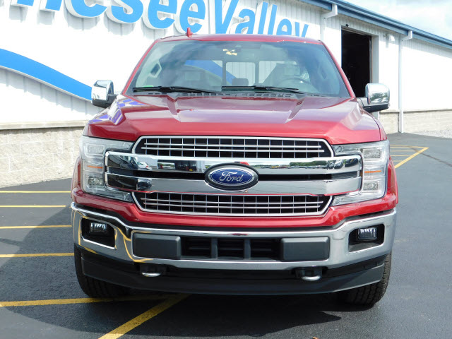 2018 F-150 SuperCrew Cab 4x4,  Pickup #12349 - photo 3