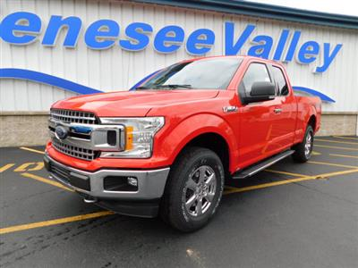 2018 F-150 Super Cab 4x4,  Pickup #12538 - photo 1