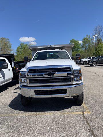 2021 Chevrolet Silverado 5500 Regular Cab DRW 4x4, Rugby Z-Spec Dump Body #62952 - photo 8